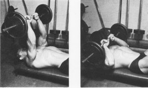 Larry Triceps Press