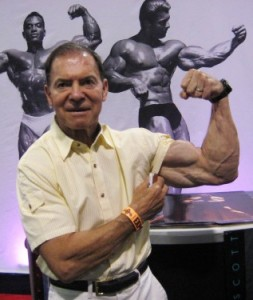 Larry Scott at 70 years young
