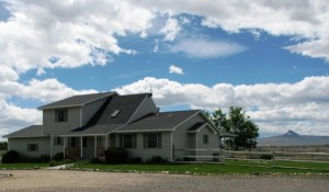 Beautiful Home in Cody Wyoming