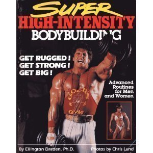 Super High Intensity with Warrior on the cover