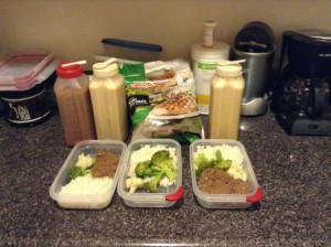 Here is another pick on basic six meals a day menue