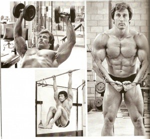 Frank Zane Training