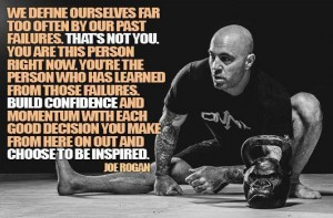 Joe Rogan - Be the Hero