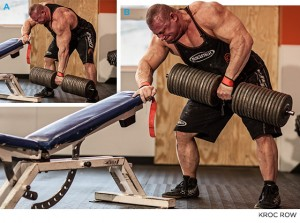 Heavy DB Kroc Rows