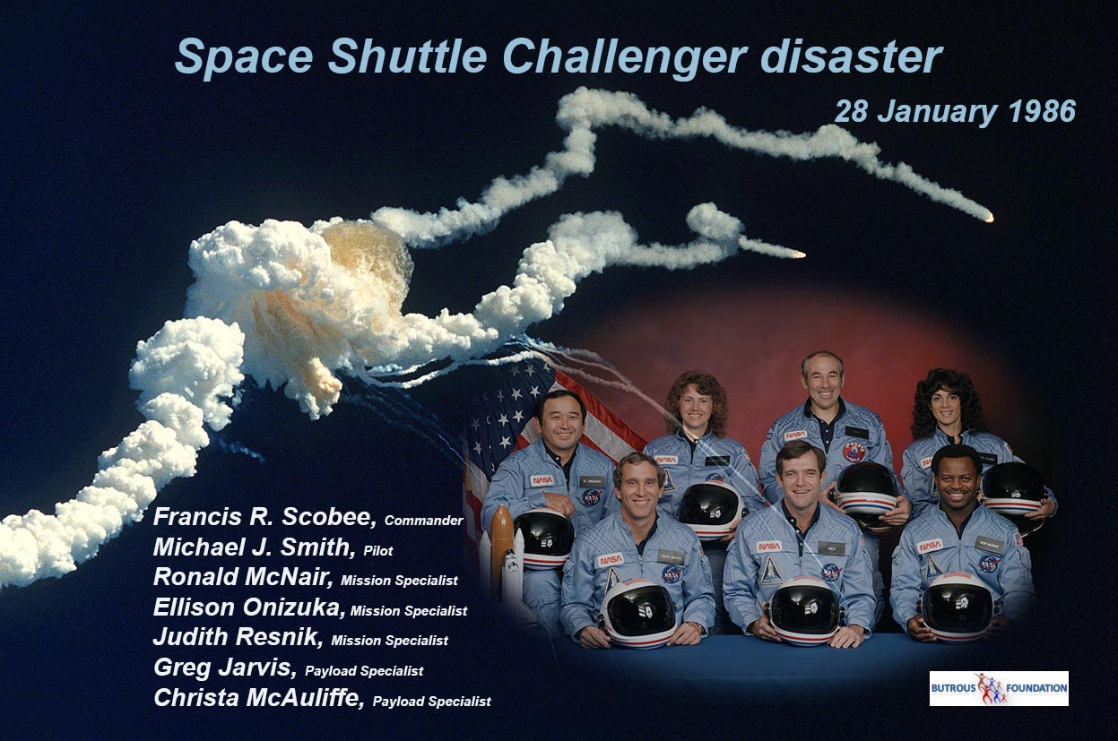 space shuttle challenger news report - photo #21