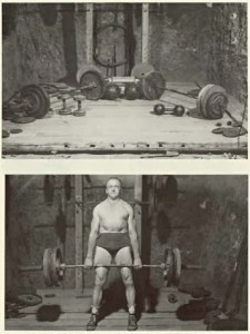 "Who was ""MR. DEADLIFT""  JOHN ROBERT PEOPLES?"
