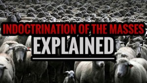 Indoctrination of the Masses EXPLAINED by Christopher Greene