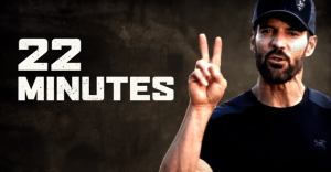 Tony Horton's – 22 Minute Hard Corps Workout Review – Video Podcast #11