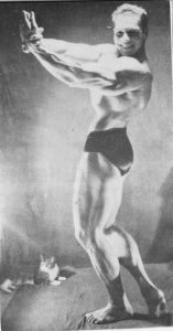 Physical Transformation of Bruce Randell