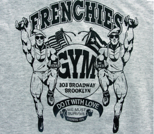 The Last of the HardCore Bodybuilding Gyms