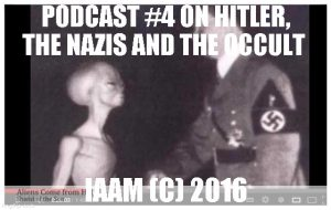 PODCAST Interview # 4 with Michael Hur – Discussing Hitler, the Nazi's and the occult