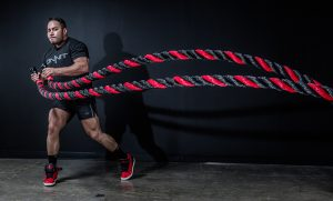 The Invention of the Battle Ropes and the TRX Suspension trainer